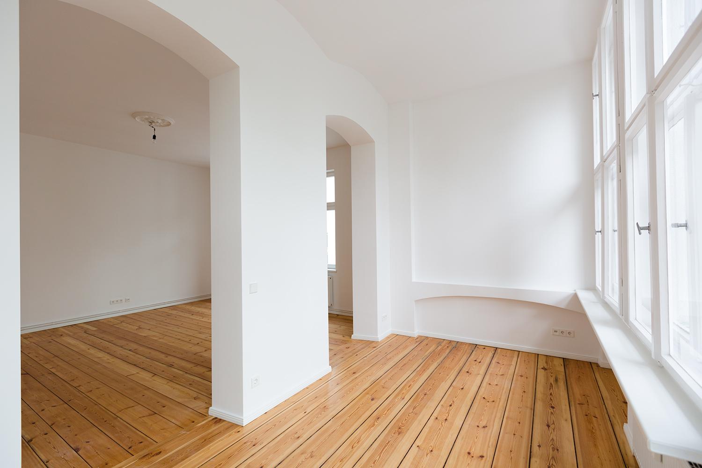 Loggia / Wohnraum