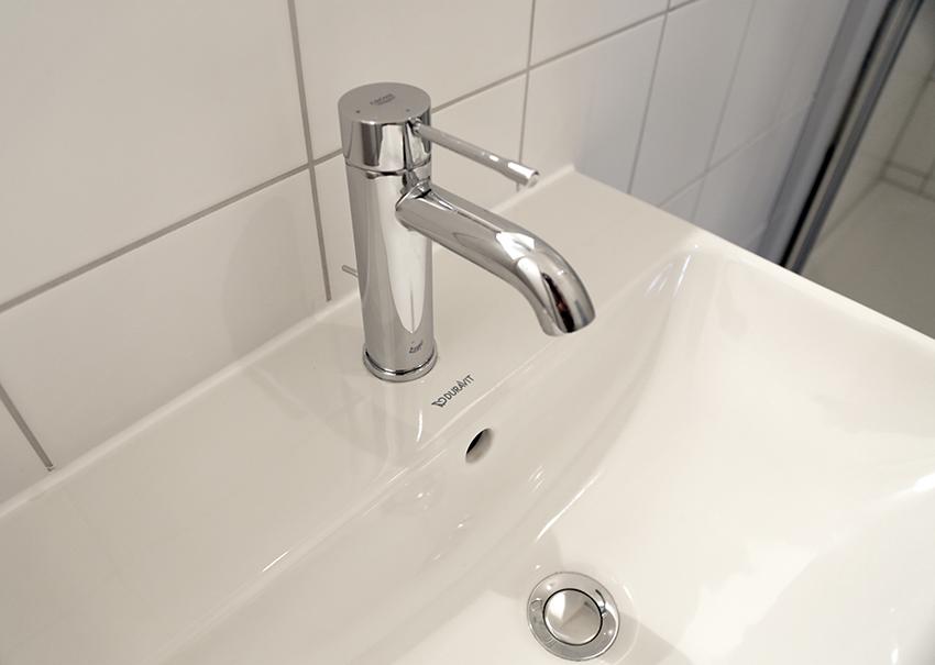 Duschbad Detail